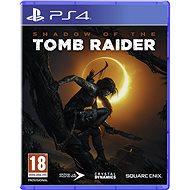 Shadow of the Tomb Raider - PS4 - Konzol játék