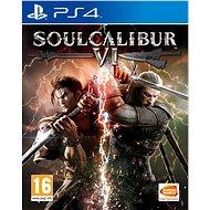 SoulCalibur 6 - PS4 - Konzoljáték
