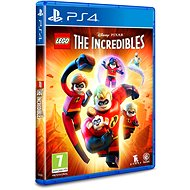 LEGO The Incredibles - PS4 - Konzol játék