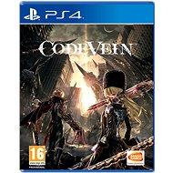 Code Vein - PS4 - Konzoljáték