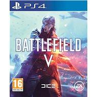 Battlefield V - PS4 - Konzoljáték