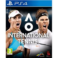 AO International Tennis - PS4 - Konzoljáték