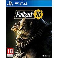 Fallout 76 - PS4 - Konzoljáték