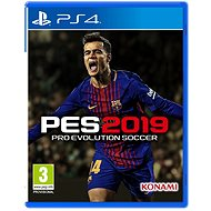 Pro Evolution Soccer 2019 - PS4 - Konzoljáték