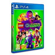 Lego DC Super Villains - PS4 - Konzol játék