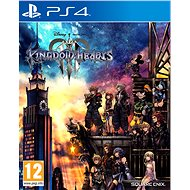 Kingdom Hearts 3 - PS4 - Konzol játék