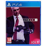 Hitman 2 - PS4 - Konzol játék