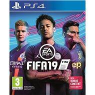 FIFA 19 PS4 játék - Konzoljáték