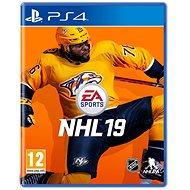 NHL 19 - PS4 - Konzol játék
