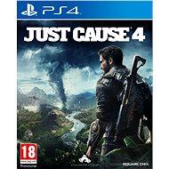 Just Cause 4 - PS4 - Konzoljáték