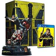 Cyberpunk 2077 Collectors Edition - PS4 - Konzol játék