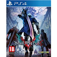 Devil May Cry 5 - PS4 - Konzoljáték