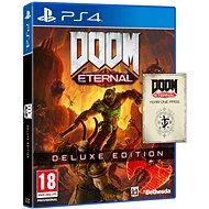 Doom Eternal Deluxe Edition - PS4 - Konzoljáték