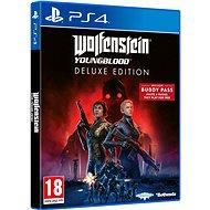 Wolfenstein Youngblood Deluxe Edition - PS4 - Konzol játék