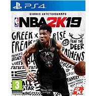 NBA 2K19 - PS4 - Konzoljáték