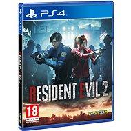 Resident Evil 2 - PS4 - Konzoljáték