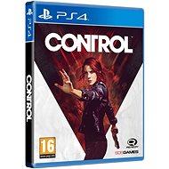 Control - PS4 - Konzol játék