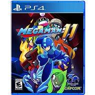 Mega Man 11 - PS4 - Konzoljáték