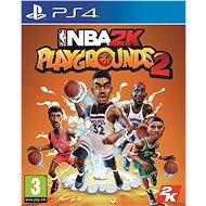 NBA Playgrounds 2 - PS4 - Konzoljáték