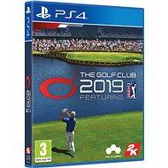 The Golf Club 2019 - PS4 - Konzoljáték