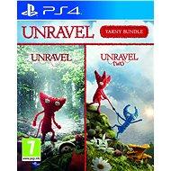 Unravel 1+2 - Yarny Bundle - PS4 - Konzoljáték