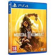 Mortal Kombat 11 - PS4 - Konzol játék