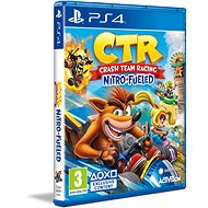 Crash Team Racing Nitro-Fueled  - PS4 - Konzol játék