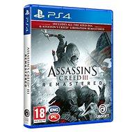 Assassins Creed 3 + Liberation Remaster - PS4 - Konzoljáték