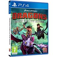 Dragons: Dawn of New Riders - PS4 - Konzol játék