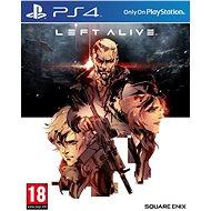 Left Alive - PS4 - Konzol játék