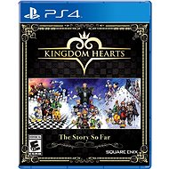 Kingdom Hearts: The Story So Far - PS4 - Konzoljáték