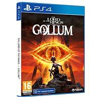Lord of the Rings - Gollum - PS4 - Konzol játék