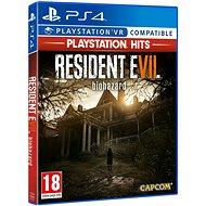 Resident Evil 7: Biohazard - PS4 - Konzoljáték