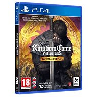 Kingdom Come: Deliverance Royal Edition - PS4 - Konzoljáték