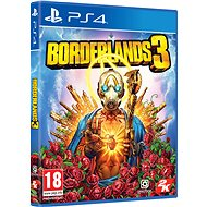 Borderlands 3 - PS4 - Konzoljáték