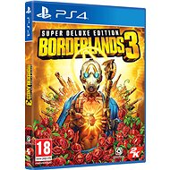 Borderlands 3: Super Deluxe Edition - PS4 - Konzoljáték