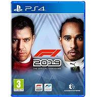 F1 2019 - PS4 - Konzoljáték