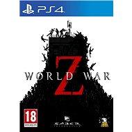 Z-világháború - PS4 - Konzoljáték
