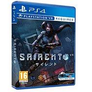 Sairento - PS4 VR - Konzol játék