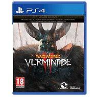Warhammer Vermintide 2 Deluxe Edition - PS4 - Konzoljáték
