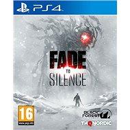 Fade to Silence - PS4 - Konzoljáték