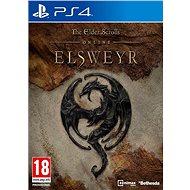 The Elder Scrolls Online: Elsweyr - PS4 - Konzoljáték