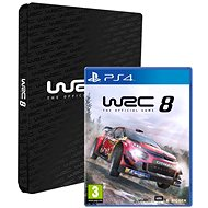 WRC 8 The Official Game Collectors Edition - PS4 - Konzoljáték
