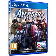 Marvels Avengers - PS4 - Konzol játék