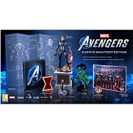 Marvels Avengers: Collectors Edition - PS4 - Konzol játék