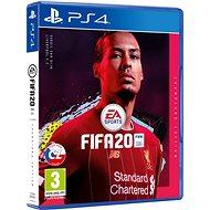 FIFA 20 Champions Edition - PS4 - Konzoljáték