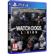 Watch Dogs Legion Ultimate Edition - PS4 - Konzol játék