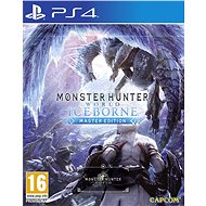 Monster Hunter World: Iceborn Master Edition  - PS4 - Konzoljáték