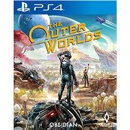 The Outer Worlds - PS4 - Konzol játék