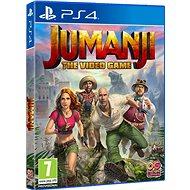 Jumanji: The Video Game - PS4 - Konzol játék